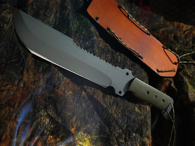 Relentless Knives Botswana Bush Ranger