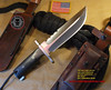 Relentless Knives Customized M1A Custom Military Survival knife