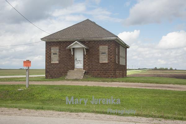 Paton, Iowa One-Room School