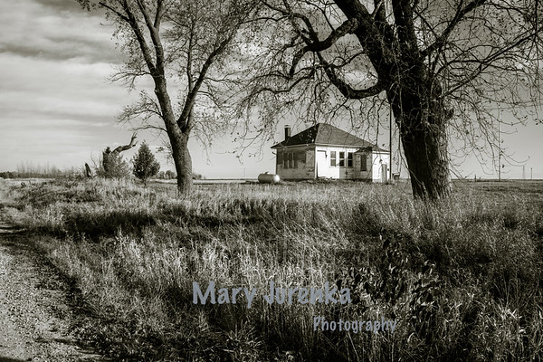 Liberty Corners School in Marion County, Iowa