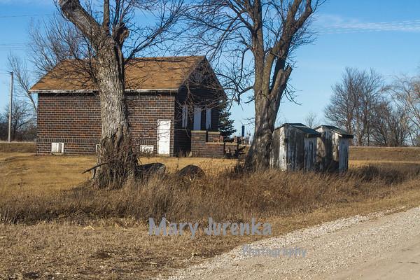 McCoy One-Room School in Hardin County, Iowa