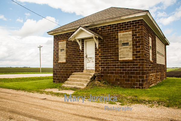 Paton, Iowa One-Room School