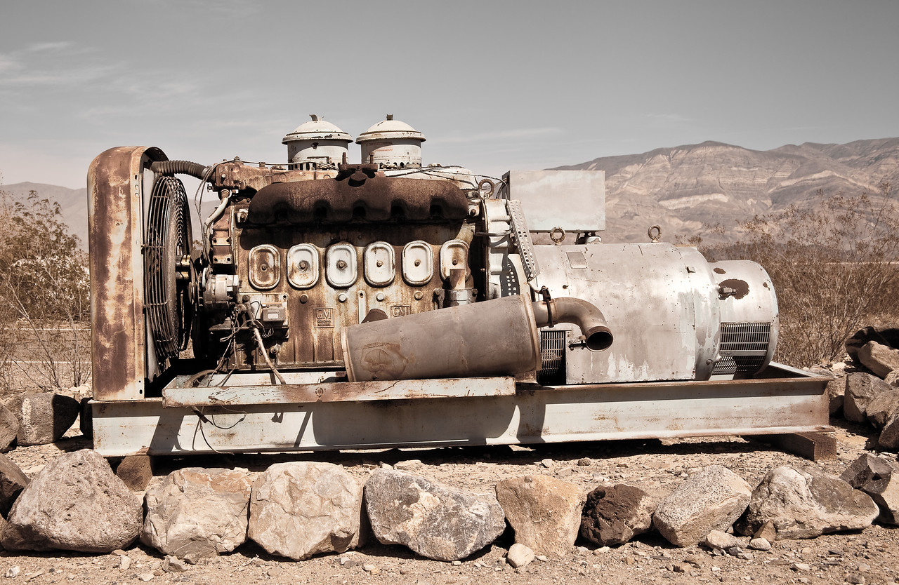 Desert Artifact