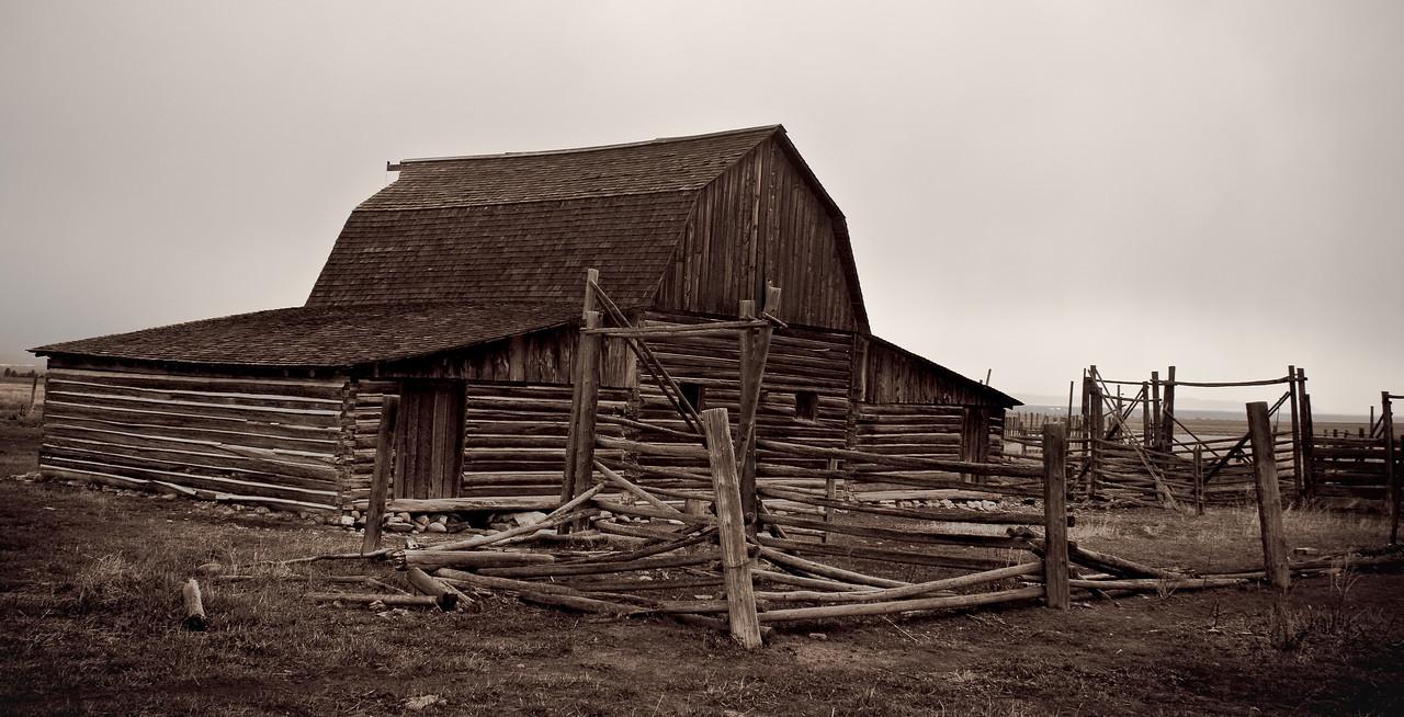 The Moulton Barn