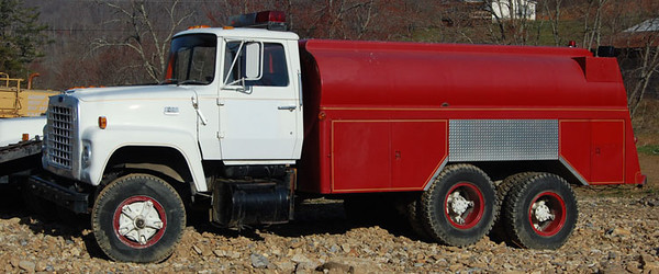 """Volunteer Fire Services Inc. of Bedford County, TN """"Former Tanker"""""""