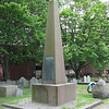 The Brooks monument