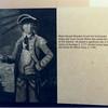Display regarding Benedict Arnold in the museum