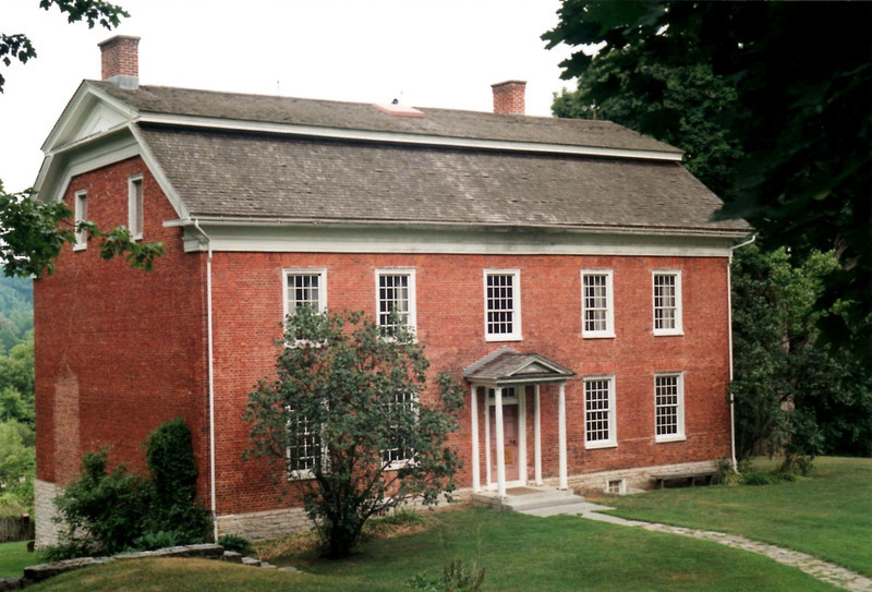 Herkimer's Home, where he died ten days after the battle.