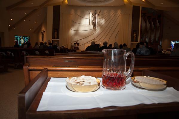 10:30 Mass