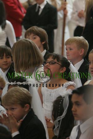 Soline Jimenez - Holy Spirit 1st Holy Communion - April 21, 2007