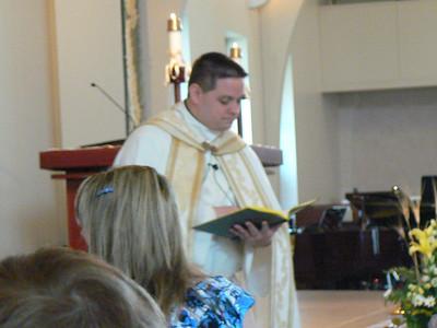 2008-4-27 Sophia's Christening