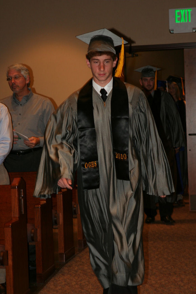 Baccalaureate 045