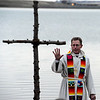 "Rev. Mark Twietmeyer of Trinity Lutheran Church, talks about the miracle of Christ rising from the dead.<br /> Easter Sunrise Service was held at the Boulder Reservoir by Trinity Lutheran Church and Shepherd of the Hills Lutheran Church, both of Boulder.<br /> For more photos and a video of the service, go to  <a href=""http://www.dailycamera.com"">http://www.dailycamera.com</a>.<br /> Cliff Grassmick/ April 24, 2011"