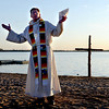 "Rev. Mark Twietmeyer gives his part of the  Easter service as the sun rises over the Boulder Reservoir.<br /> Trinity Lutheran Church in Boulder and Shepherd of the Hills Lutheran Church in Gunbarrel held an Easter  sunrise service at the Boulder Reservoir for the 17th year.<br /> For a video and more photos of the Easter service, go to  <a href=""http://www.dailycamera.com"">http://www.dailycamera.com</a> or  <a href=""http://www.coloradodaily.com"">http://www.coloradodaily.com</a>.<br /> Cliff Grassmick / April 8, 2012"