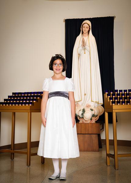 2014 1st Eucharist OLF
