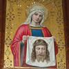 Икона св. Вероники, утершей лицо Спасителя