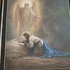 Полотна Н.А. Кошелева изображающие эпизоды Крестного пути Спасителя
