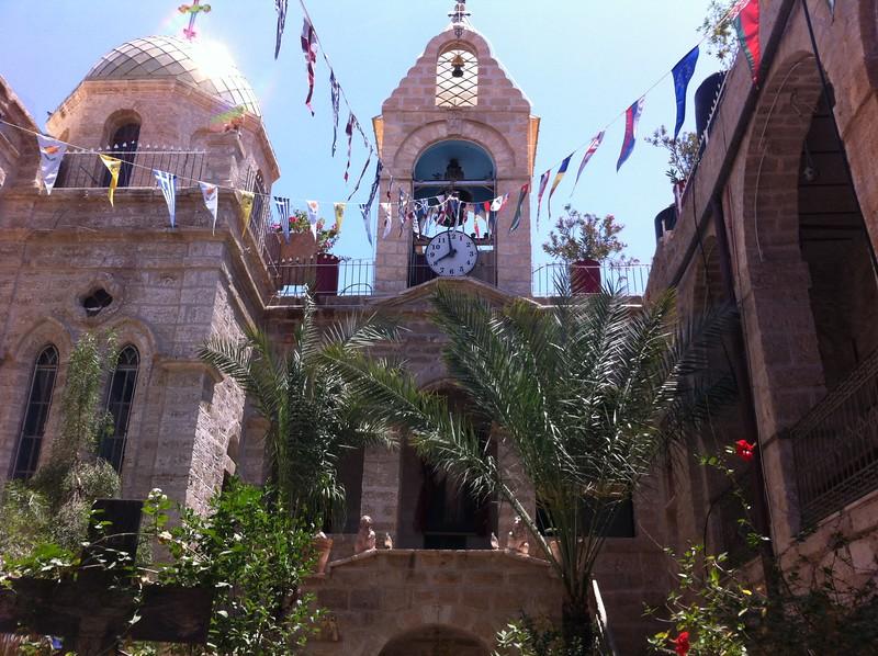 Верхний храм святого Герасима