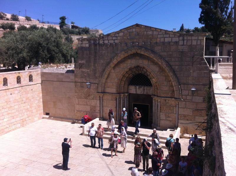 Церковь Гробницы Богородицы