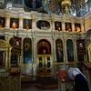 Белый иконостас - подарок Архимандриту Антонину от Императорского Православного Палестинского Общества