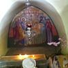 В гробнице св. праведной Тавифы