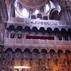 Мозаичное панно над плитой помазания