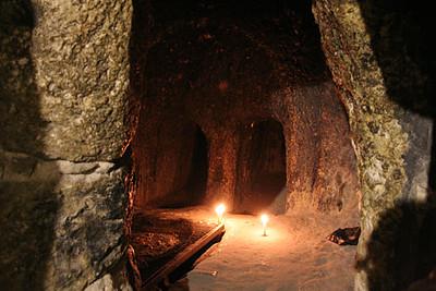 Гробницы Иосифа и Никодима