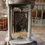 Место встречи Марии Магдалины и Воскресшего Христа