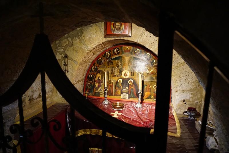 Самый древний престол сохранившийся со времен царицы Елены