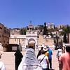 Площадь перед греческой церковью Благовещения