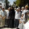 Монихиня Марфа с воспитанницами Вифанской школы