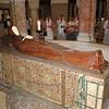 Крипта над священным камнем на котором почила Пречистая
