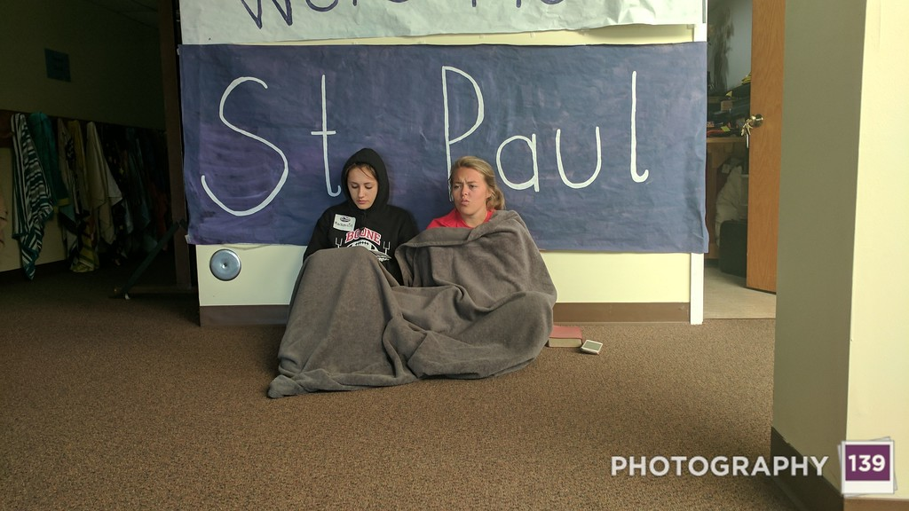 Saint Paul Mission Trip - Day 2