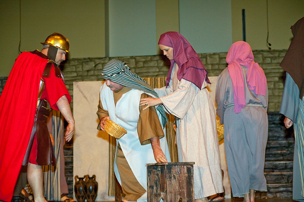 2BC Easter Pageant