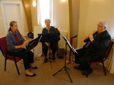 50th Anniversary Worship with Vernon Scott 2010 Oct.