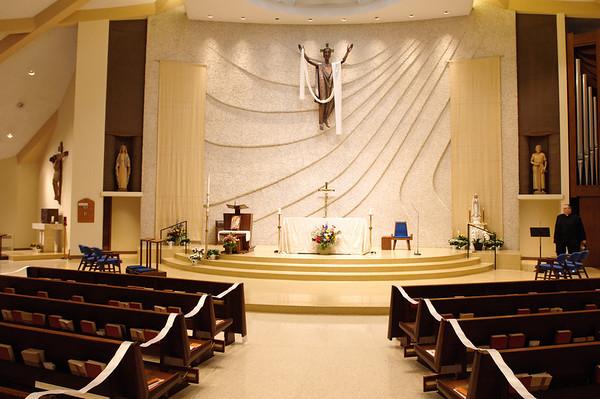 5pm Mass