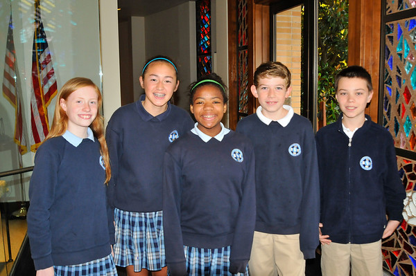 7thGr hosts Mass OLF