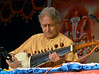 Ustad Amjad Ali Khan performs a Hindustani Classical Music Concert  during the the Philadelphia Ganesh Festival at Bharatiya temple in Montgomery Township on Friday September 10,2013. Photo by Mark C Psoras
