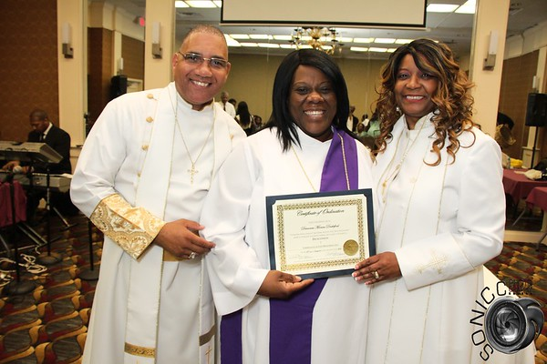 AUGUST 14TH, 2016: DEACONESS DRAKEFORD ORDINATION SERVICE