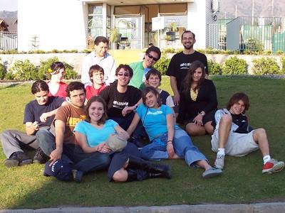 Actividad SEAM Octubre 2005