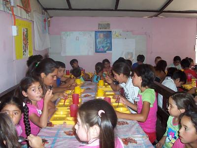 Actividad envangelistica Batuco 2006