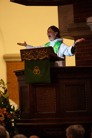 Reverend Cynthia Bourgeault  Photo by Tom Whittington