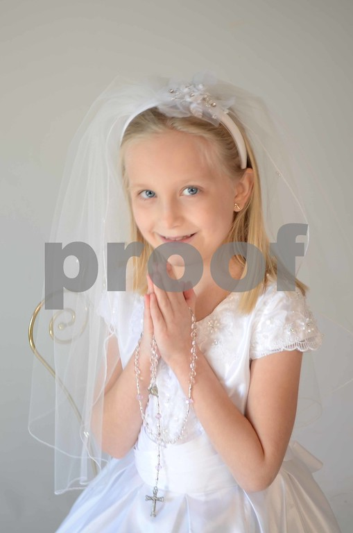 Amanda's Communion Pics 2.