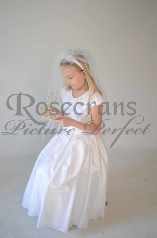 Amanda's Communion Pics.
