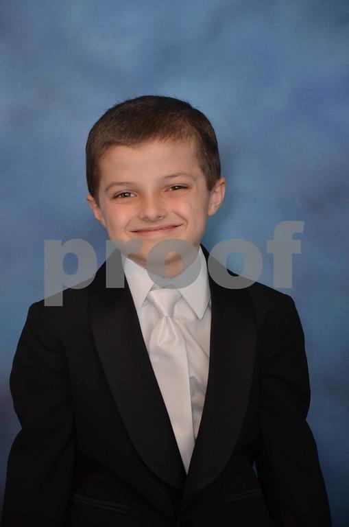 Andrew B's Communion Pics.