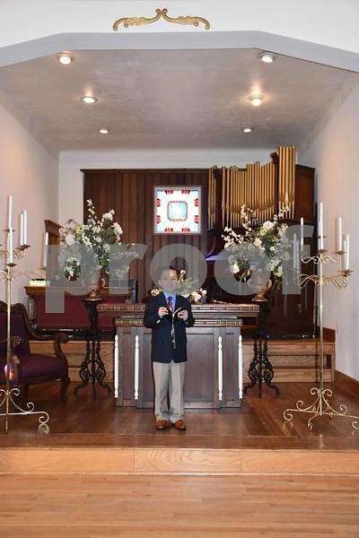 Angel T's Communion Pics.