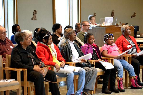 Annual Memorial Prayer Service at Salem Heights
