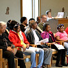 Local residents attend a memorial prayer serivce Jan. 12 at Salem Heights to remember the 25 people killed by violence in Dayton, Trotwood and Harrison Township in 2012.