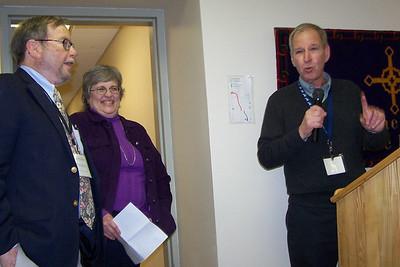 Annual Meeting, Feb. 5, 2012