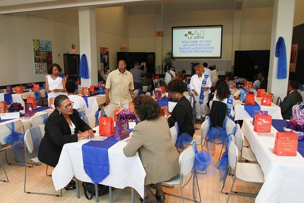 Atlanta Nation Black Nurse Association Prayer Breakfast 4-12-2014 F